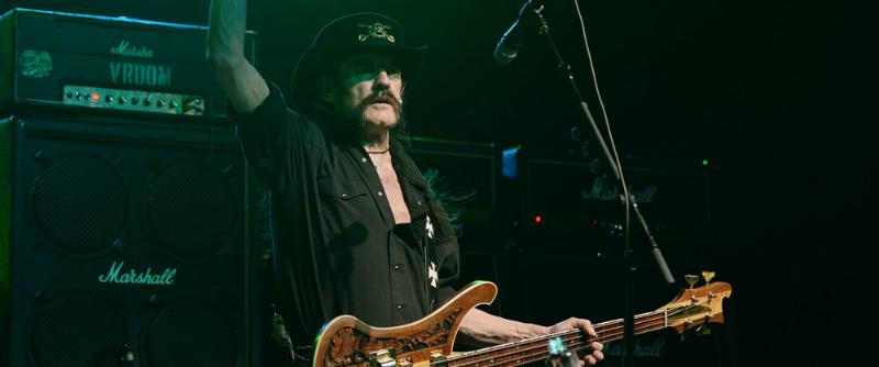 Lemmy Kilmister è morto