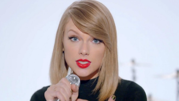 la cantautrice ha spopolato grazie a Blank Space e Shake It Off