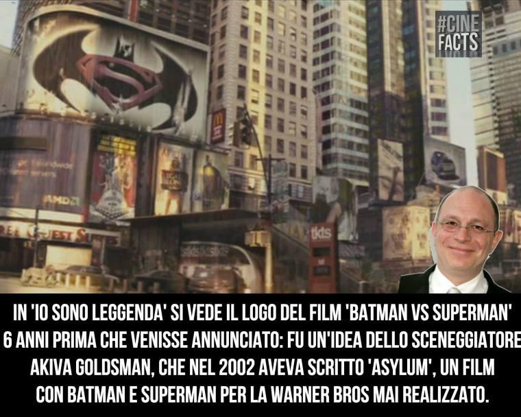 Curiosità Batman V Superman