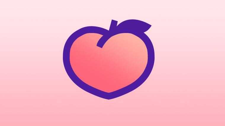 Social Network Peach
