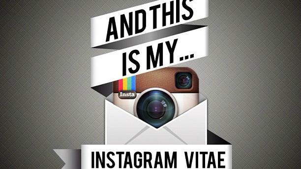 Instagram Curriculum Vitae
