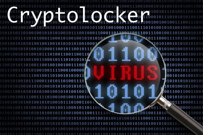 Cryptolocker Virus